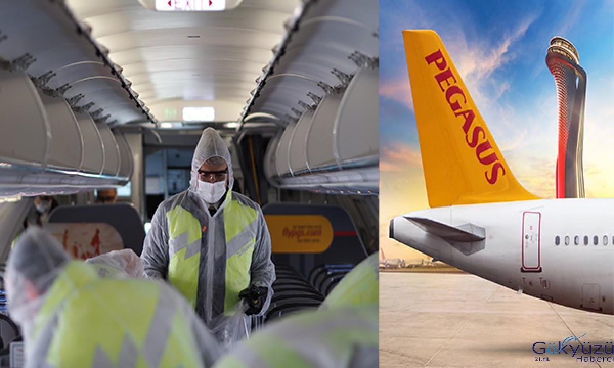 İstanbul Havalimanı'nda Pegasus uçuşları başladı