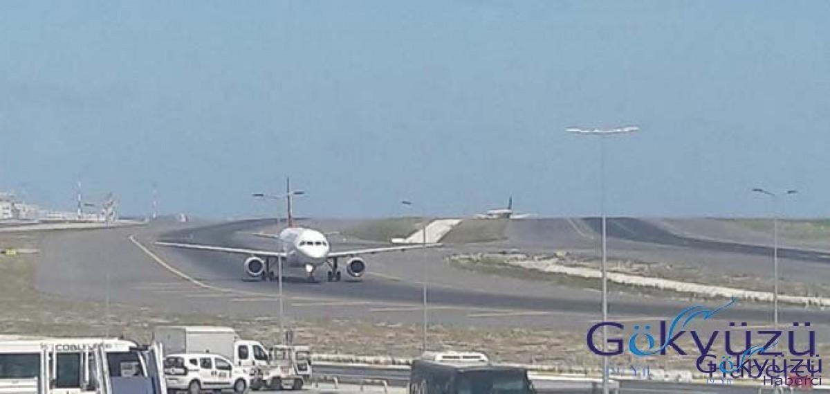 İstanbul Havalimanı sorun olmaya devam ediyor!
