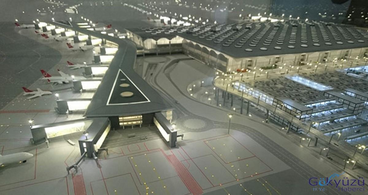 İstanbul Havalimanı'nda 1 milyona doğru!