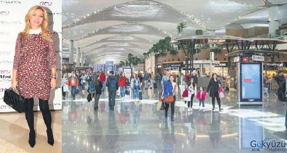 İstanbul Havalimanı'nda Araplar vergi ödemiyor!