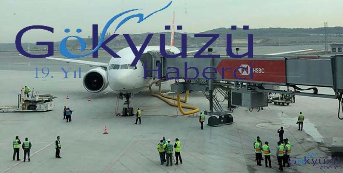 İstanbul Havalimanı'ndan ilk kargo uçuşu!