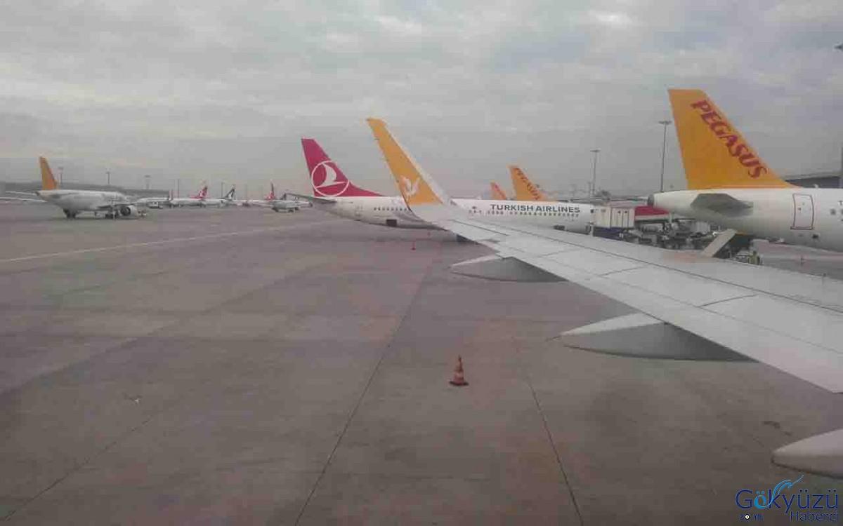 İstanbul Sabiha Gökçen,İç hatta farklı