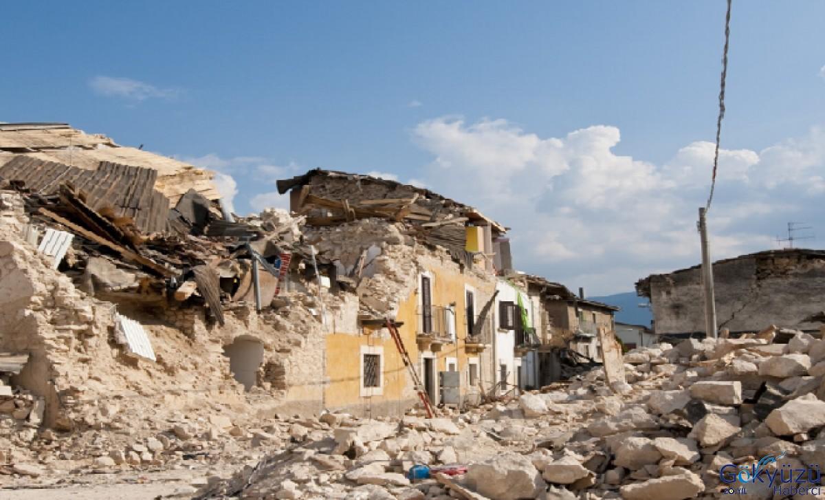 İstanbul'u Korkutan Deprem