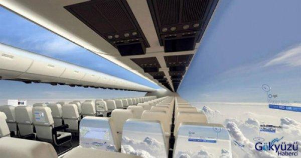 İşte Penceresiz Uçaklar