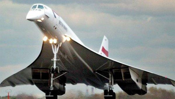 İşte Yeni 'Concorde'
