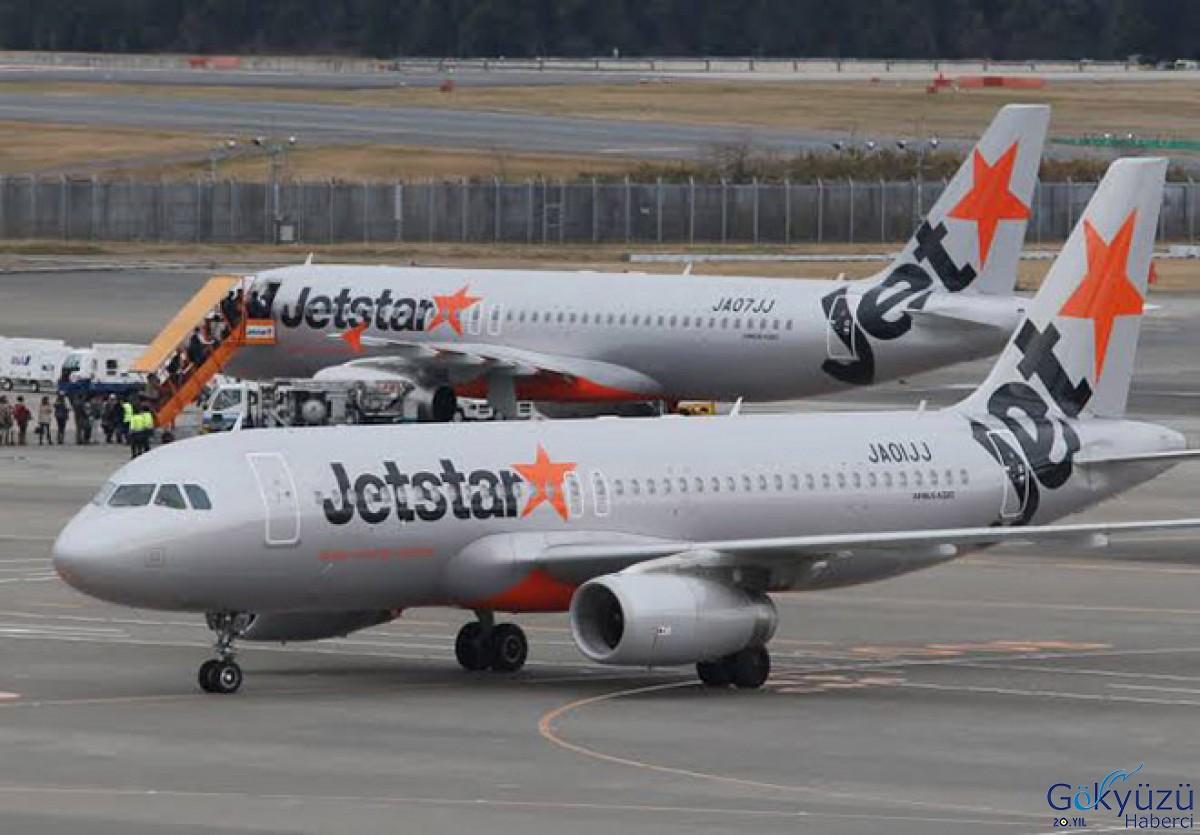 Jetstar Havayolları, bir skandalla çalkalanıyor...