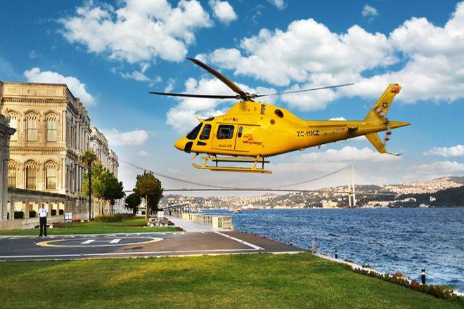 Kaan Air Helikopter Turuyla 15 Dakikada İstanbul'u Keşfedin