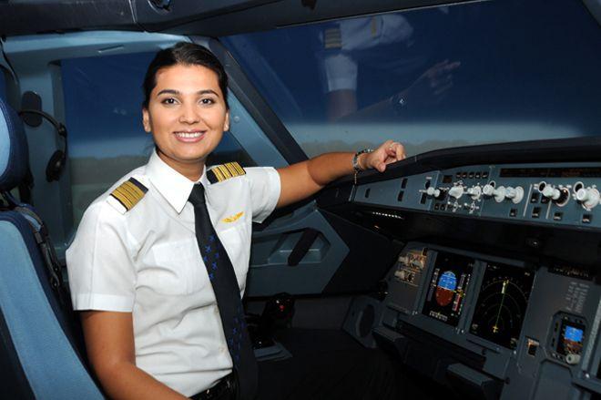 Kadınlara Pilotlukta Yer Yok!