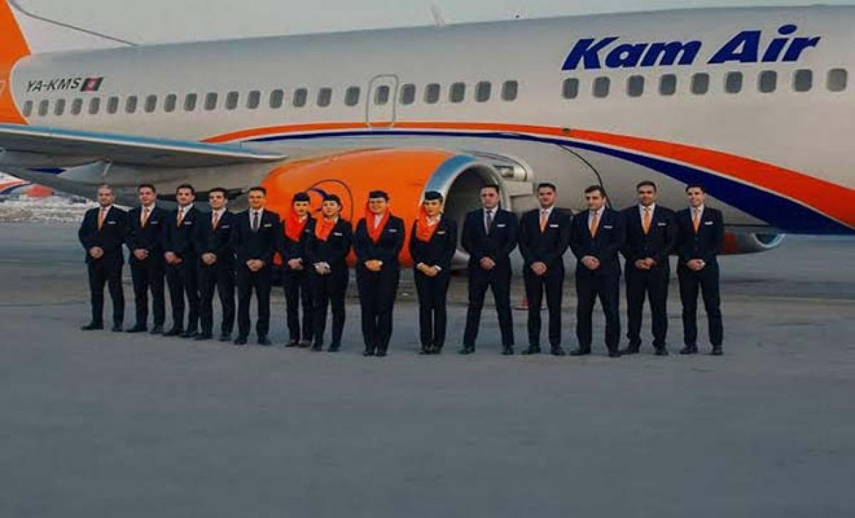 Kam Air Mazar-i Sharif - İstanbul uçuşları Başladı
