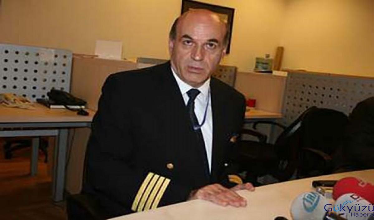 Kaptan Pilot Feyzi Altunbulak koronavirüse yenildi