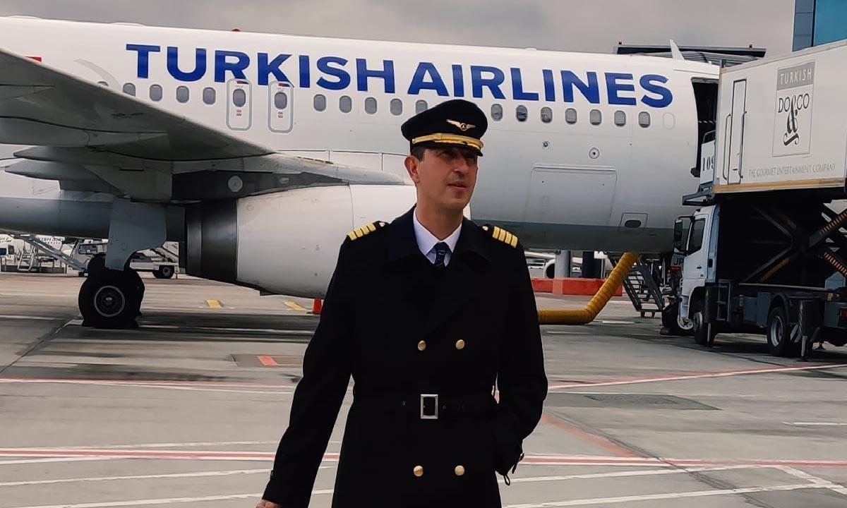 Kaptan pilotumuz Oğuz Yeten anlatıyor: Nasıl pilot olunur?