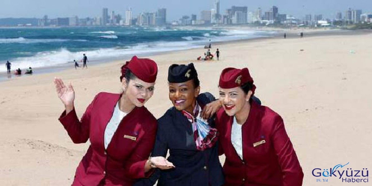 Katar Havayolları 3 Bin Dolar Maaşla Personel Arıyor