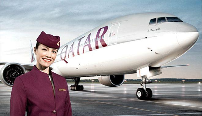 Katar Havayolları 7500 TL maaşla Türk hostes alacak!