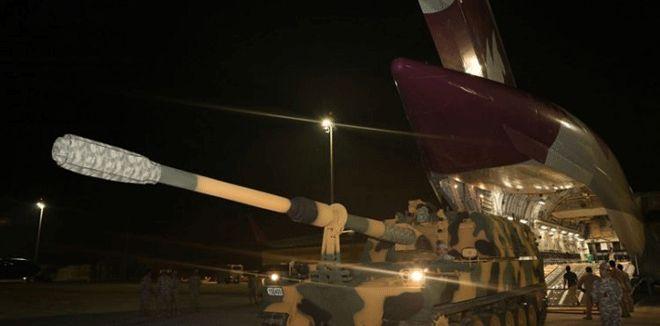 Katar'a sevkiyat devam ediyor!