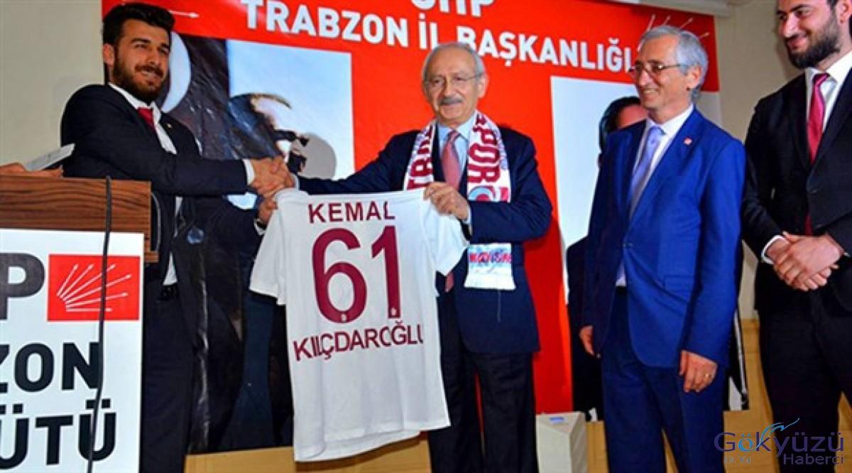 Kılıçdaroğlu'nun uçağı ilk denemede inemedi