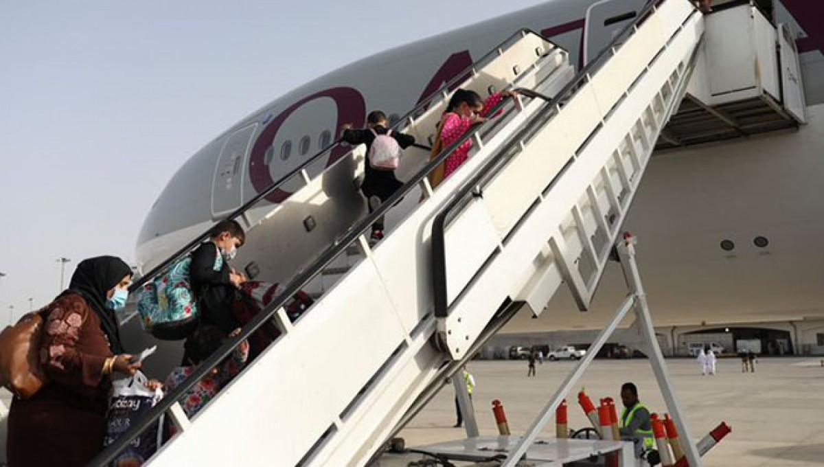 Kızamık vakaları Afgan mültecilerin ABD'ye uçuşlarını durdurdu