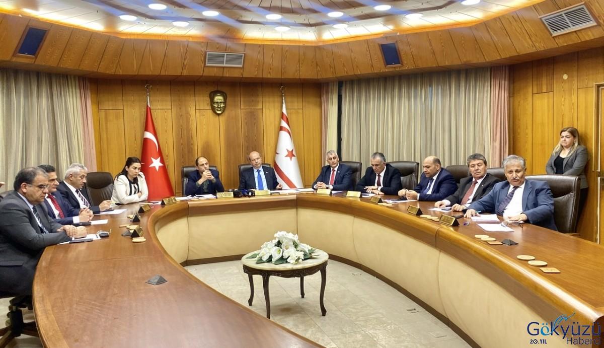 KKTC  Türkiye dahil tüm giriş ve çıkışlar yasakladı