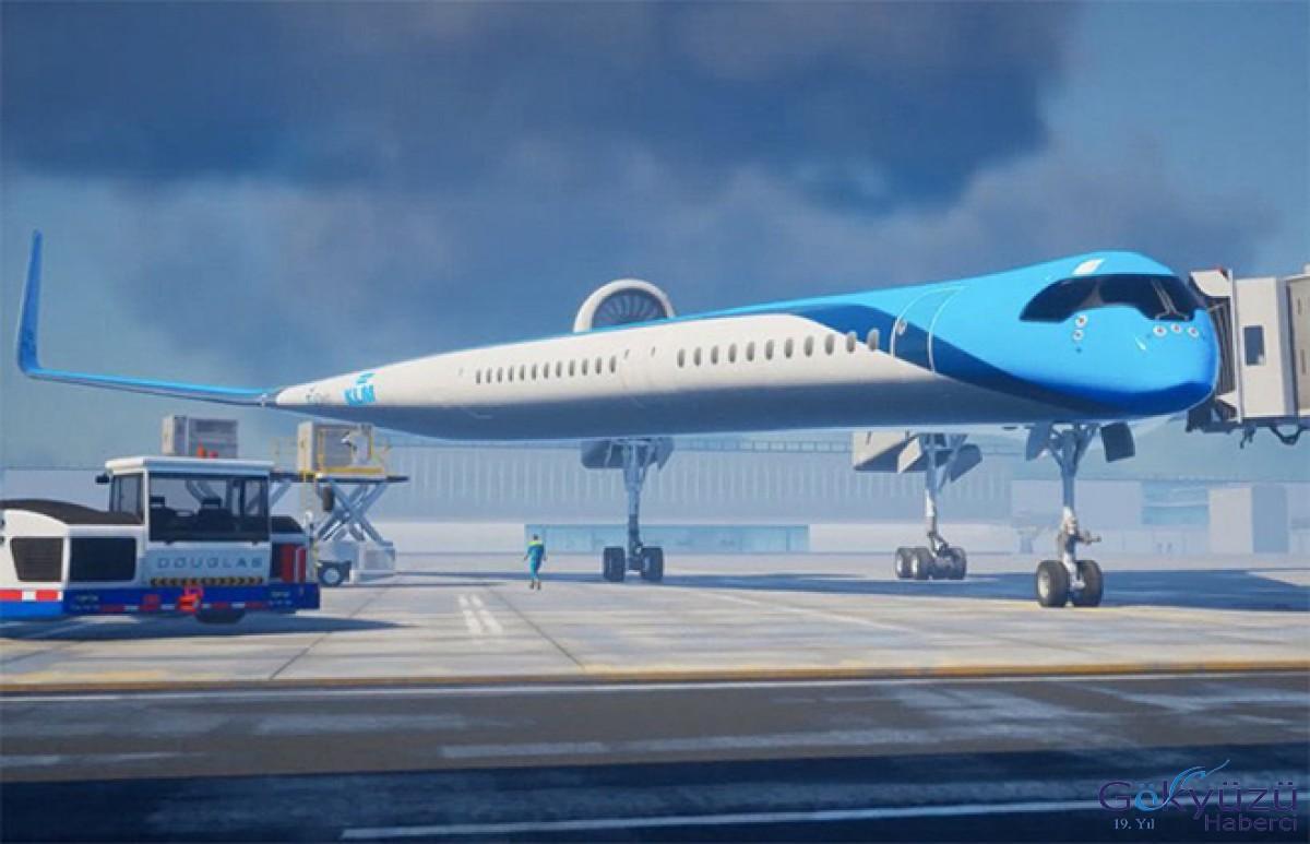 KLM'den 'arka koltuk' özrü!