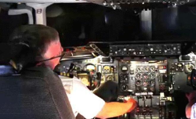 Kokpitte Bayılan Kaptan Pilota 6 Ay Uçuş Yasağı!
