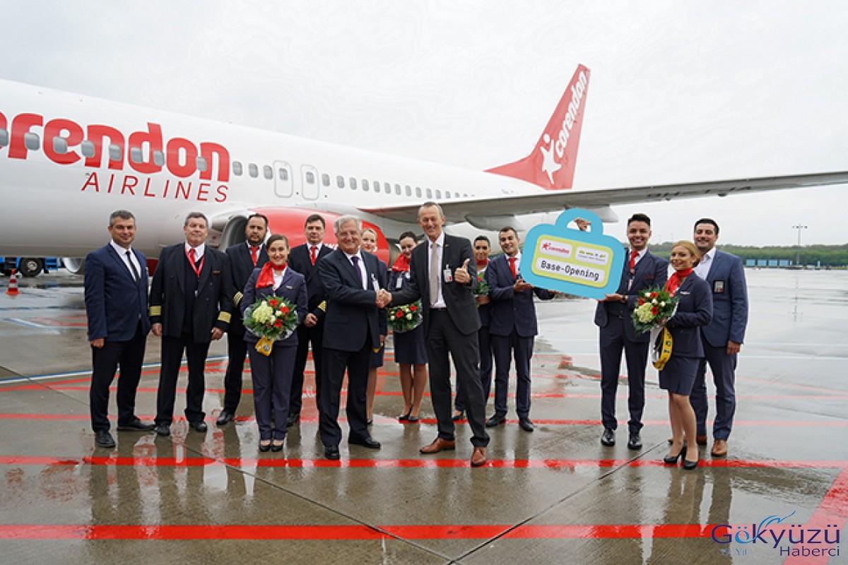 Köln'den haftada 21 uçuş