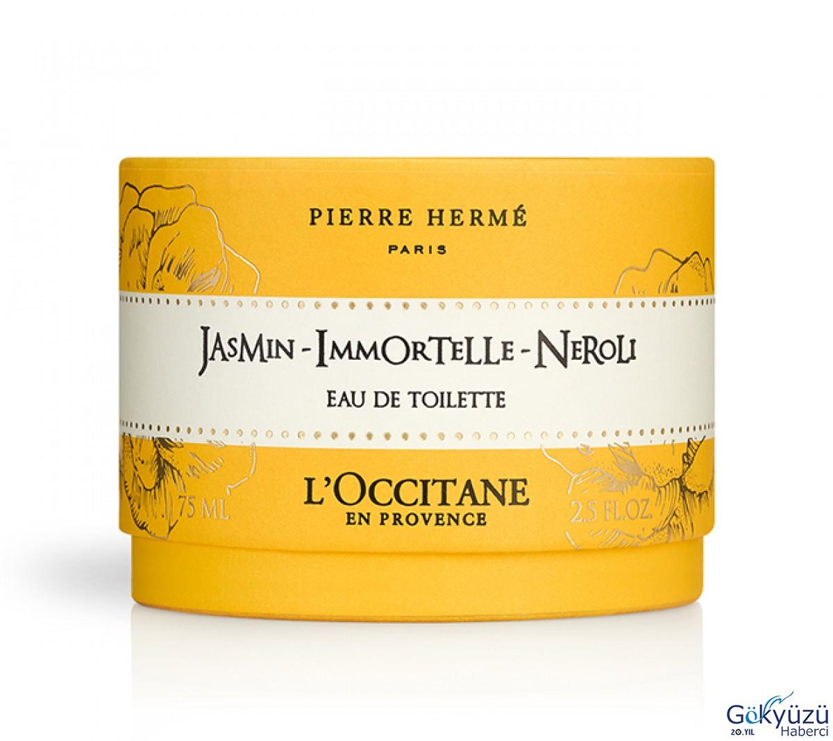 L'Occitane'dan el yapımı, derin ama sade kokular...