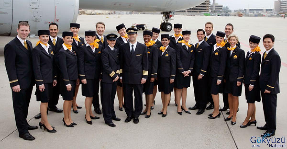 Lufthansa çalışanları iki günlük greve çıkıyor