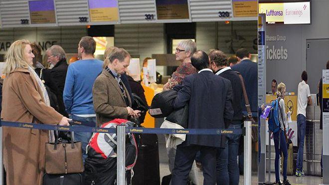 Lufthansa Group - Verdi grev açıklaması