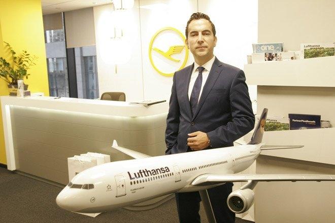 Lufthansa Grubu, 2017'de 30 Milyon Yolcu Taşıdı