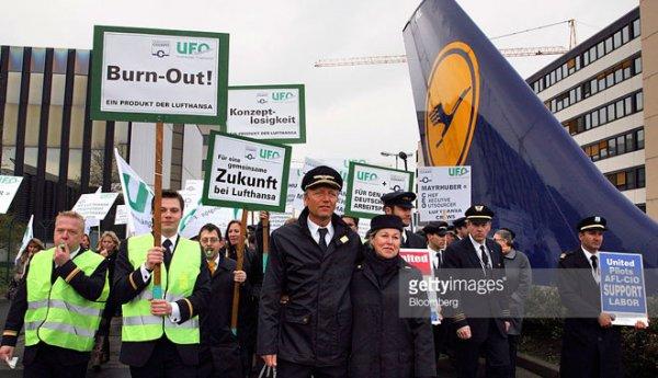 Lufthansa Ve Vereinigung Cockpit Anlaşma Sağladı