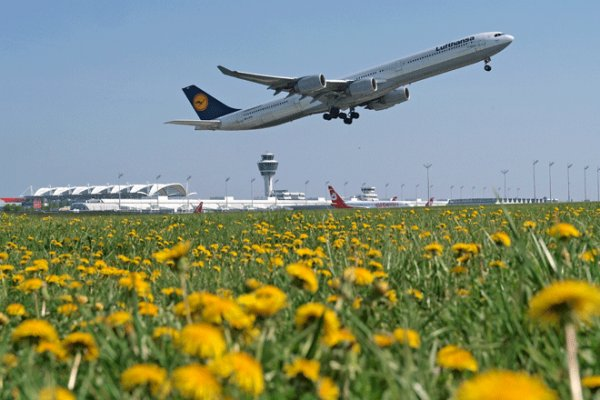 Lufthansa Yeni Tatil Merkezlerine Uçacak