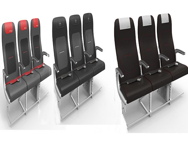 Lufthansa'dan A320 için yeni koltuk!