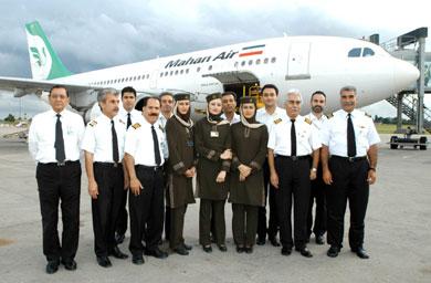 Mahan Air, İstanbul Seferlerine Başladı