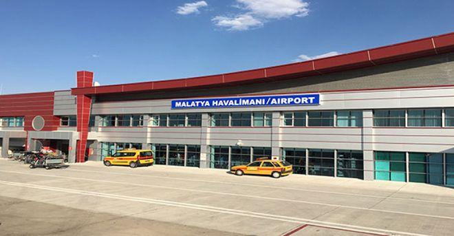 Malatya Havalimanı Terminali ihaleye çıkıyor!