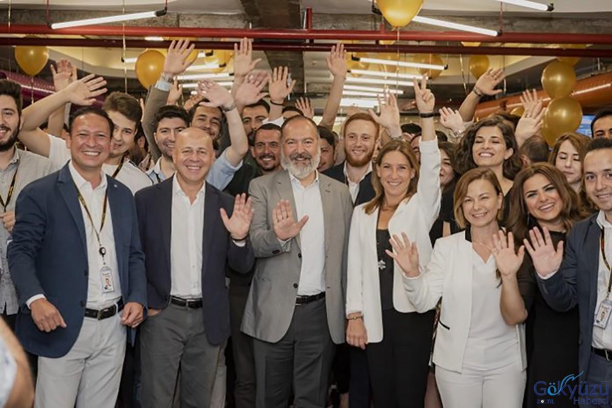 Mehmet Nane, 2019'da bin 600 arkadaşımızı işe aldık.