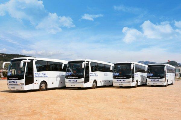 Milas ve Datça'dan Havaalanına Seferler Başladı