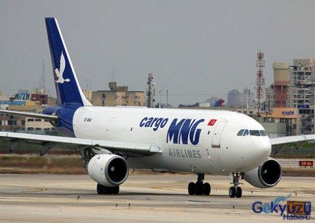 MNG İlk A330-200F'i Teslim Aldı