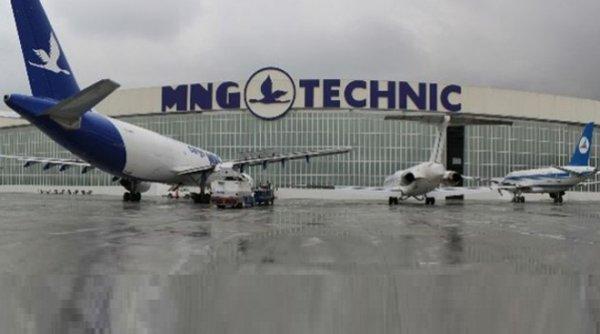 MNG Technic İtalya MRO Europe Fuarı'nda