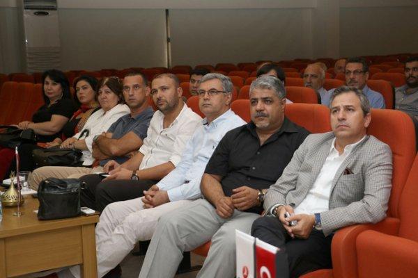 MTSO'da THY Kargo Bilgilendirme Toplantısı Yapıldı