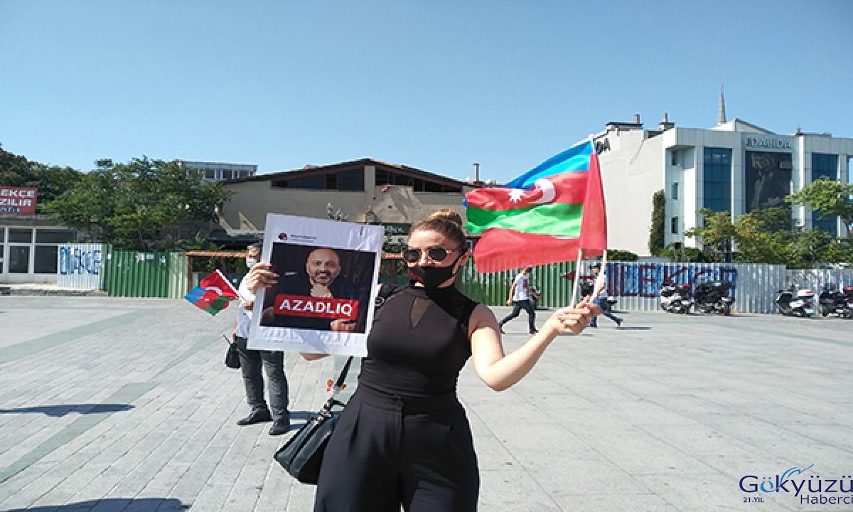 Mubariz Gurbanoğlu hakim karşısına çıktı