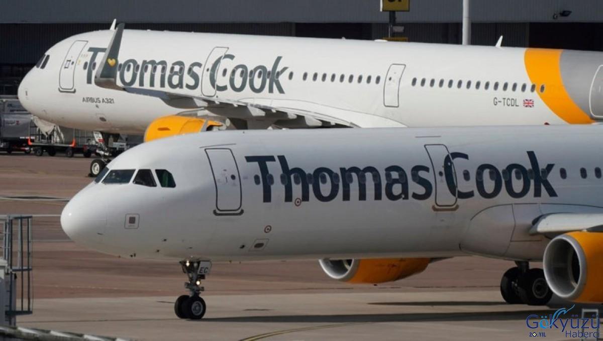 Muğla Thomas Cook yolcuları dönmeye devam ediyor