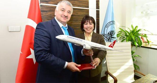 Ne Oldu Uçak PİSTİMİZ!!!