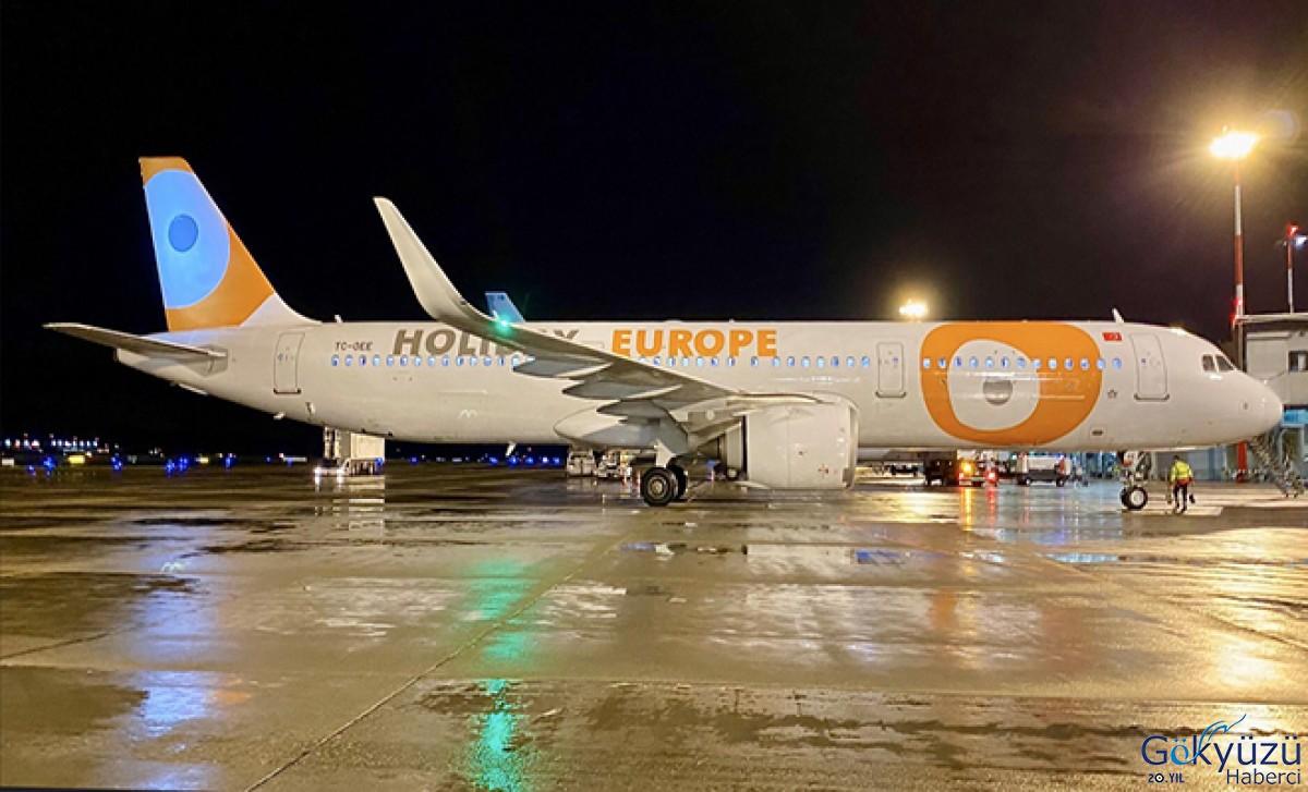 Onur Air A321neo Yeni uçağını kiraya verdi!