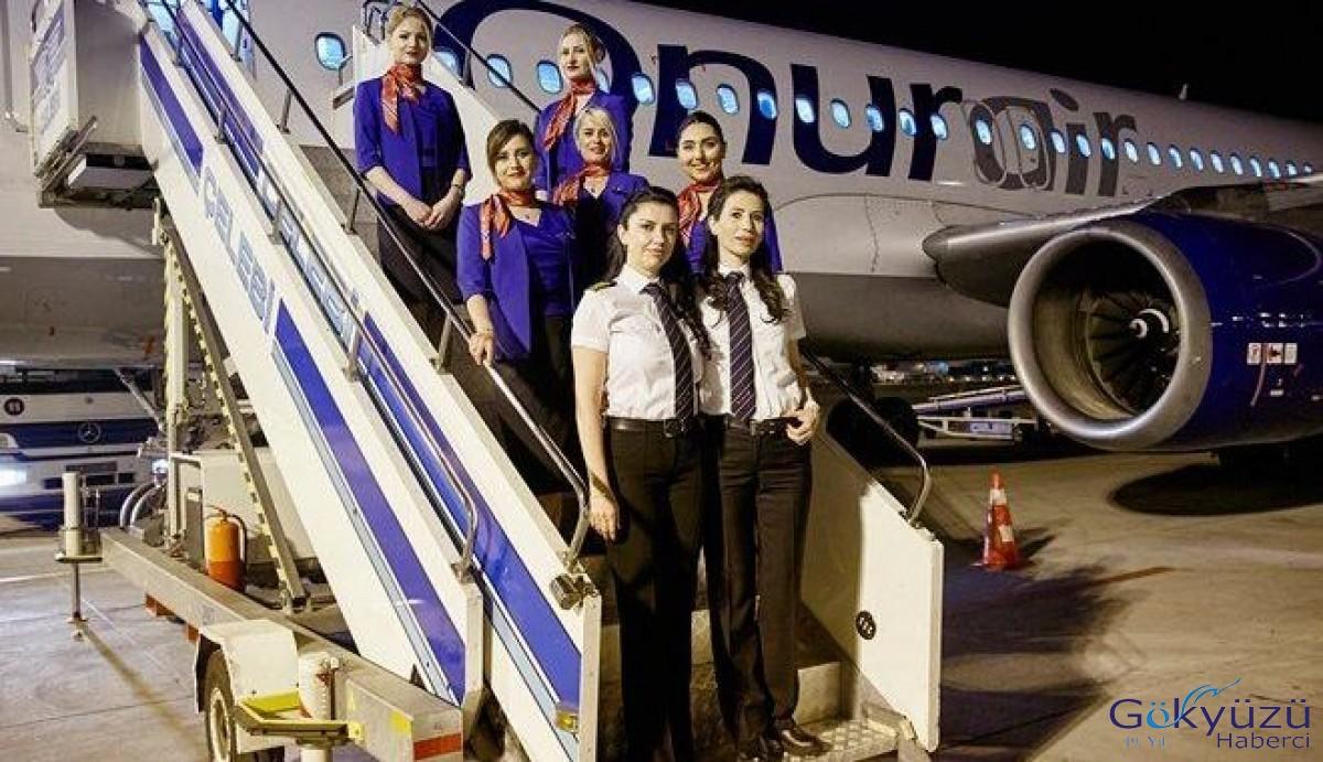 Onur Air Antalya ve Bodrum'dan Irak'a uçacak.