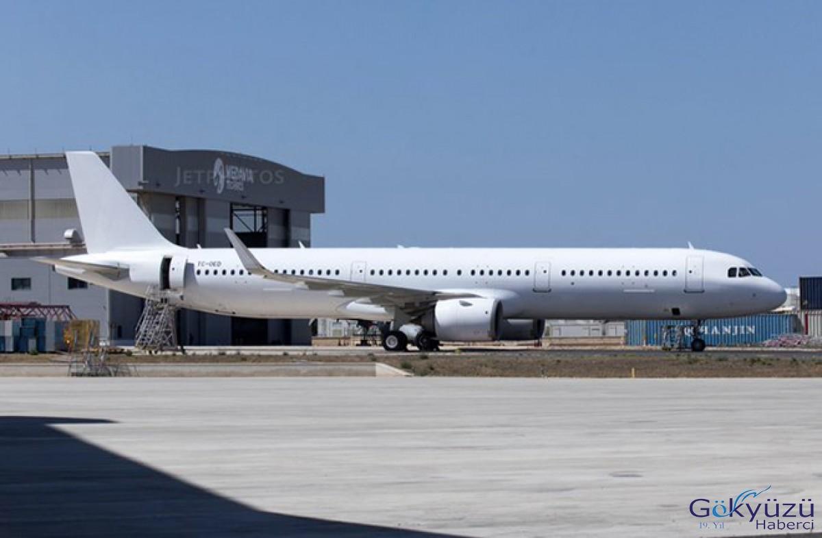 Onur Air ikinci A321 Neo'suna kavuştu!
