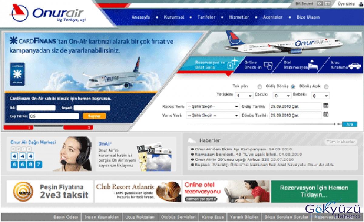 Onur Air fazladan aldığı 488 TL'yi ödemiyor!