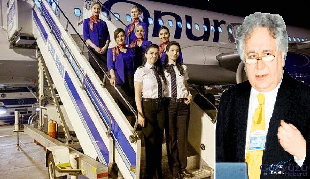 #Onur Air'in yabancı hisseleri satışa çıktı