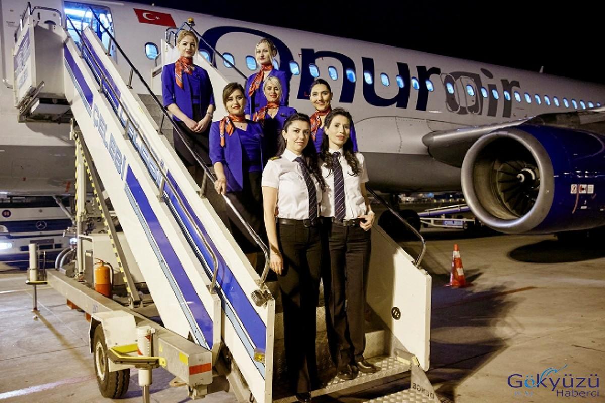 Onur Air uçuşlarını iptal ettiğini duyurdu!