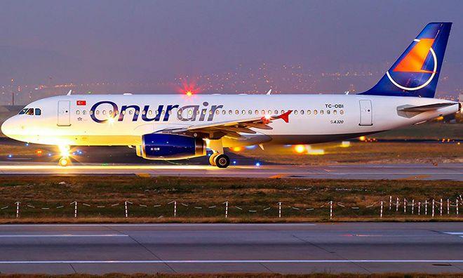 Onur Air 'yer yok' diye bagajları Medine'de bıraktı!