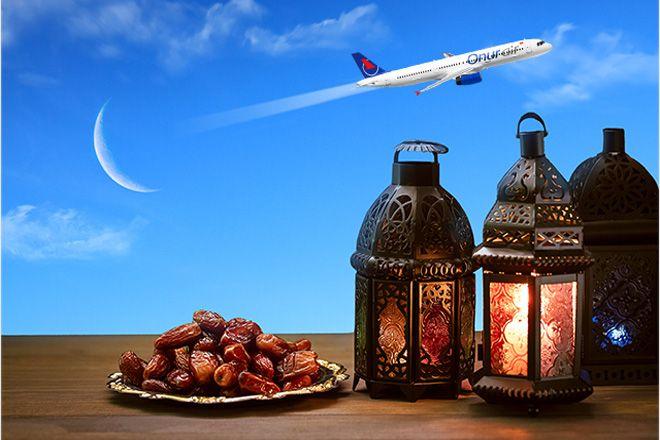 Onur Air'den Ramazan Ayında Uçuran Kampanya