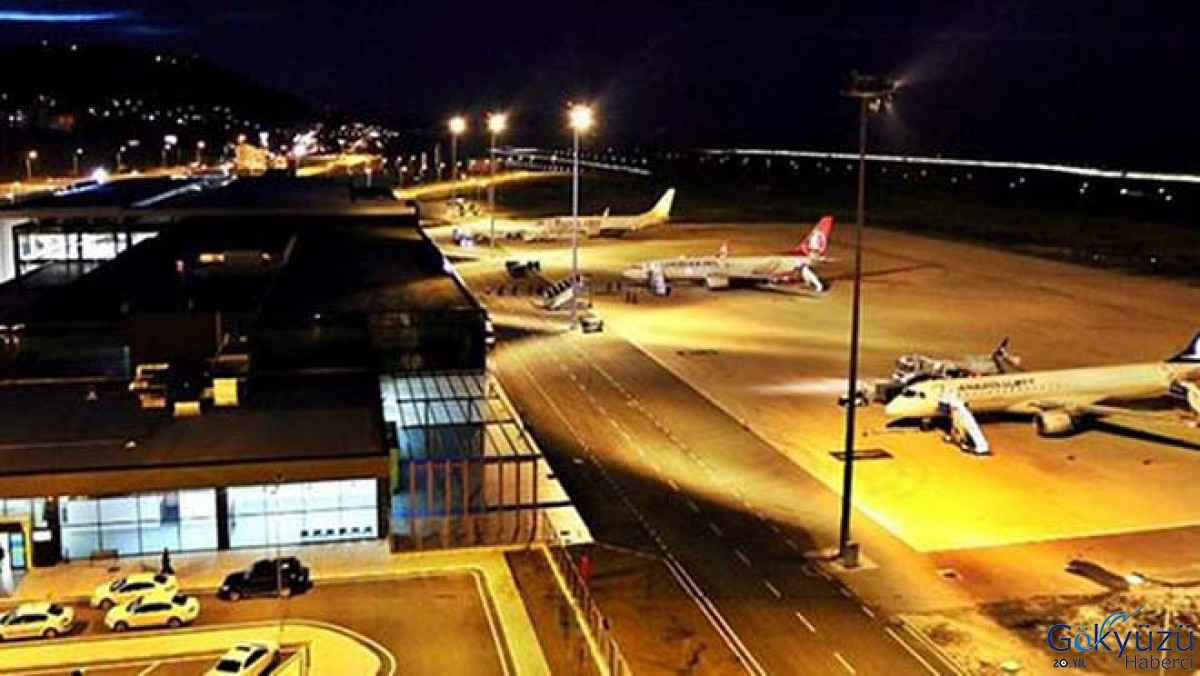 Ordu- Giresun Havaalanı için kış planlanması yapıldı!
